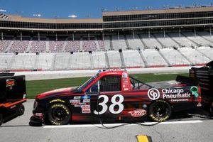 Todd Gilliland, Front Row Motorsports, Ford F-150