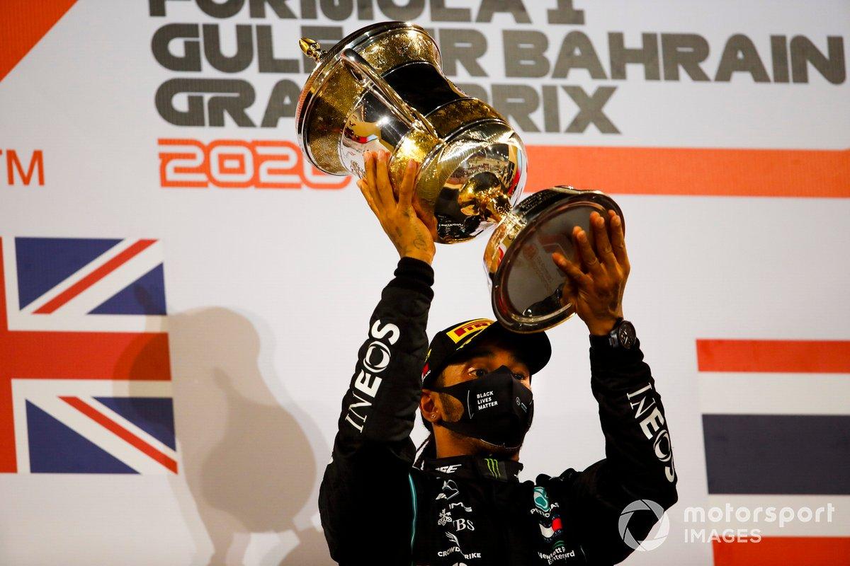 GP de Bahrein 2020