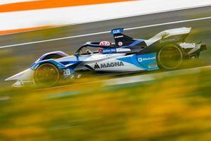 Максимилиан Гюнтер, BMW i Andretti Motorsports, BMW iFE.21