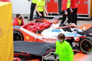 Mahindra Racing team
