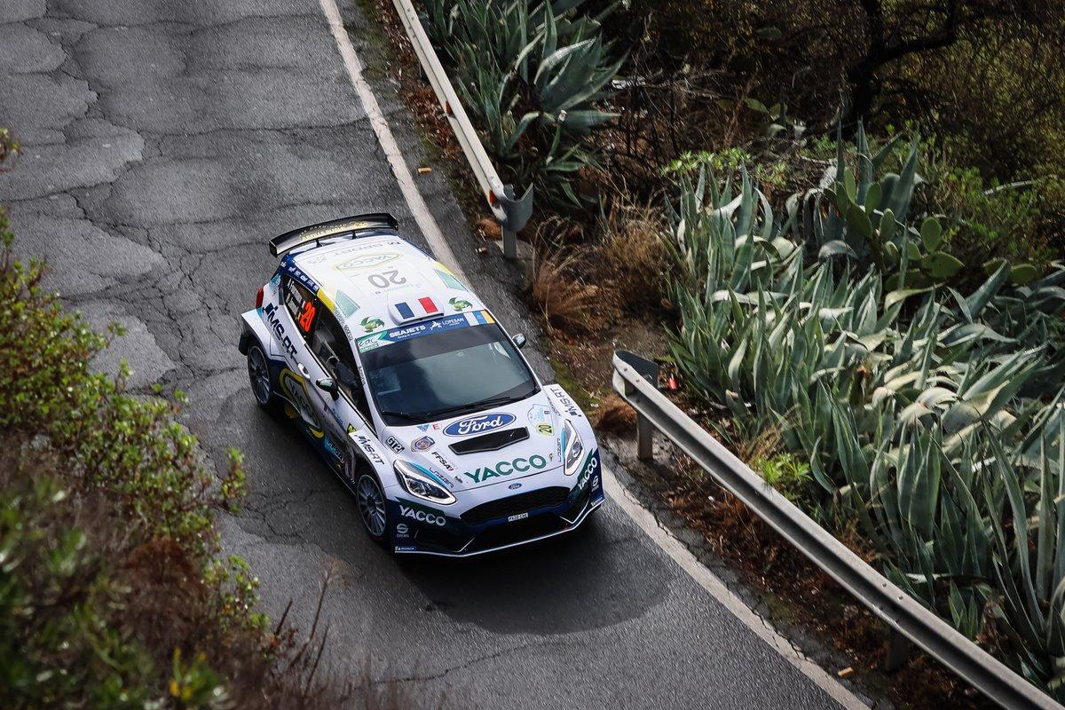 Adrien Fourmaux, Renaud Jamoul, Ford Fiesta R5 MkII