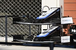 Front wing of Williams FW43