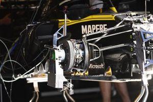 Renault F1 Team R.S.20 rem detail