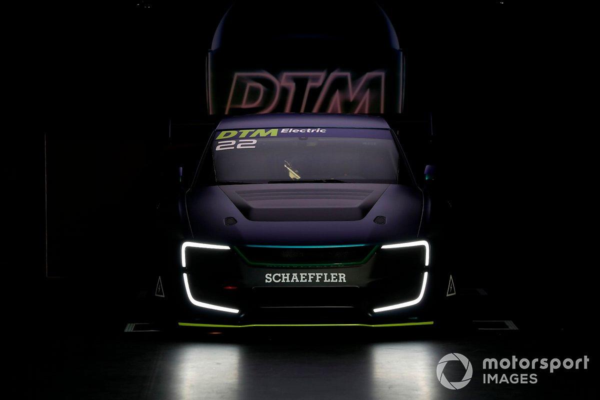 DTM Elektic Car 2022