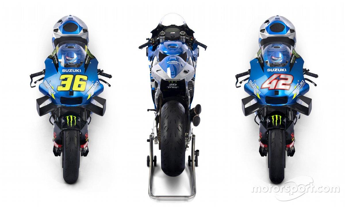 Suzuki GSX-RR, Team Suzuki MotoGP