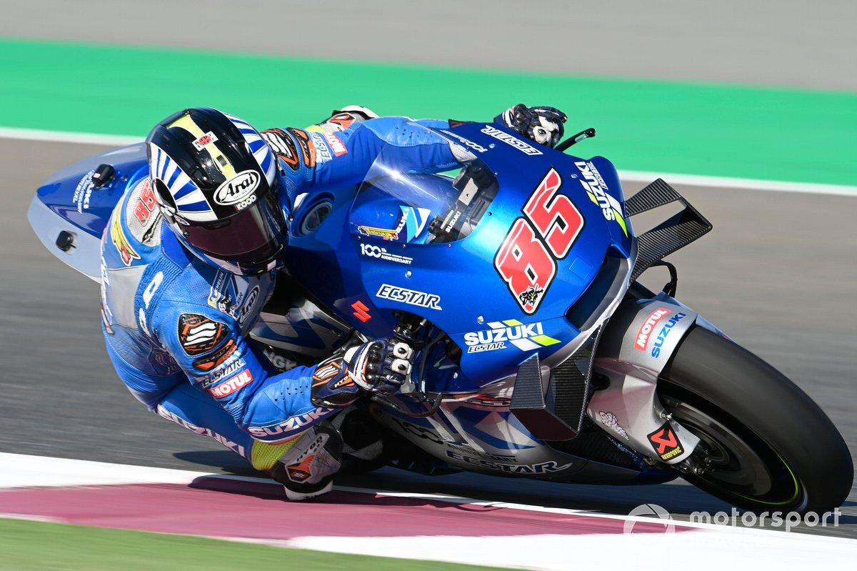 27º Takuya Tsuda, Team Suzuki MotoGP* - 1'58.910
