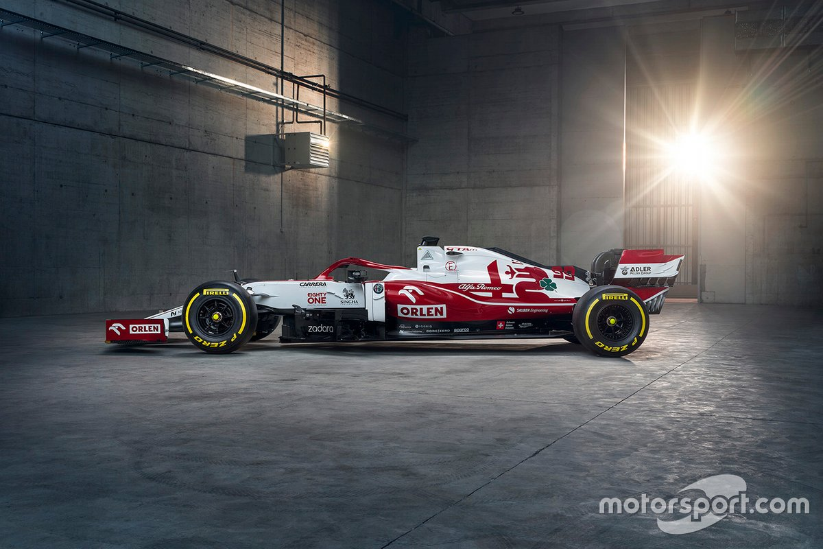 Alfa Romeo Racing C41