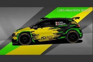 Marco Pollara, Daniele Mangiarotti, Team PRT, Movisport, ACI Team Italia, Citroen C3 R5