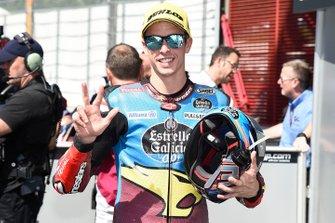 Tercero Alex Márquez, Marc VDS Racing