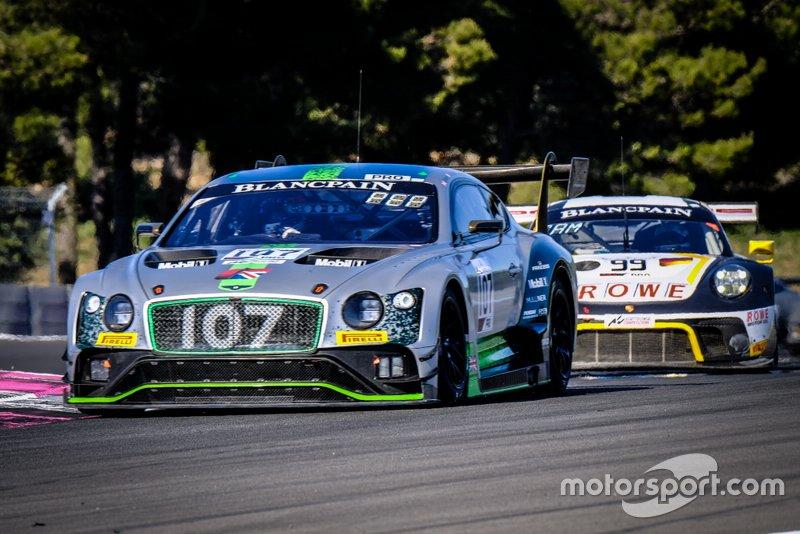 #107 Bentley Team M-Sport Bentley Continental GT3: Jordan Pepper, Steven Kane, Jules Gounon