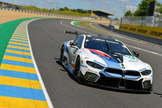 #82 BMW Team MTEK BMW M8 GTE: Antonio Felix da Costa, Alexander Sims, Augusto Farfus, Martin Tomczyk, Philipp Eng