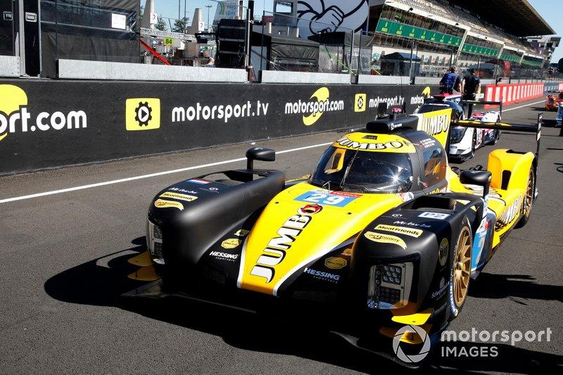 Racing Team Nederland #29 (LMP2)