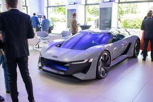 Presentazione Audi Sport & Formula E