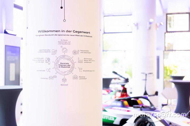 Audi Sport und Formul E enthüllen