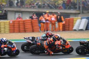 Fabio Quartararo, Petronas Yamaha SRT, Johann Zarco, Red Bull KTM Factory Racing