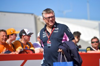 Otmar Szafnauer, Team Principal and CEO, Racing Point