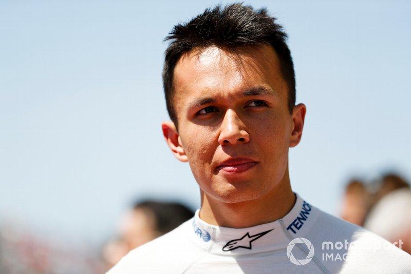 Alexander Albon, Toro Rosso: 750.000 euros