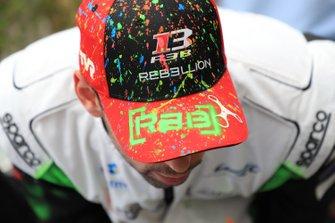 #3 Rebellion Racing Rebellion R-13: Nathanael Berthon cap