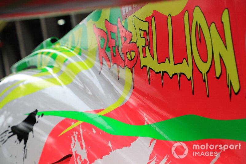 #3 Rebellion Racing Rebellion R-13