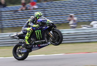 Valentino Rossi, Yamaha Factory Racing, Moto2