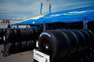Centro de servicio de neumáticos Michelin