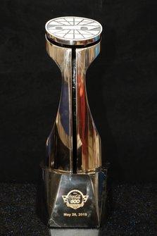 Coca-Cola 600 trophy