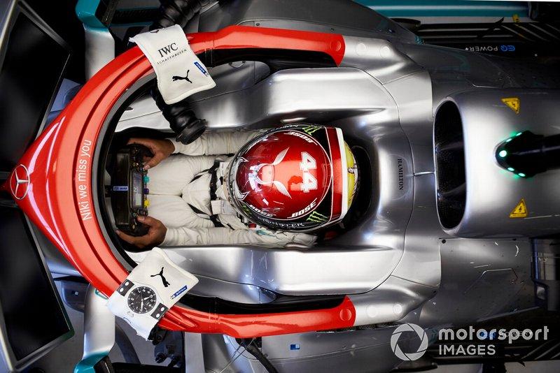 Monaco GP: Lewis Hamilton, Mercedes