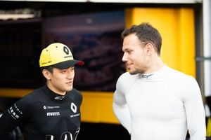 Guanyu Zhou, UNI Virtuosi Racing and Luca Ghiotto, UNI Virtuosi Racing