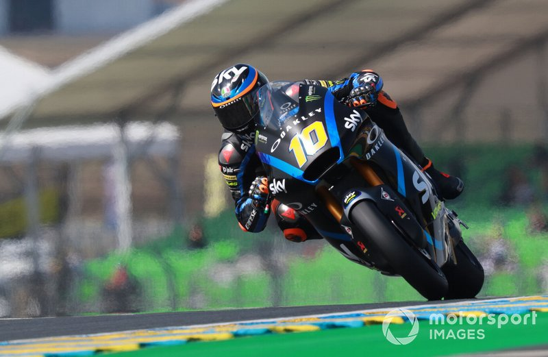 Luca Marini, Sky Racing Team VR46, French MotoGP 2019