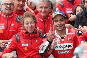 Second place Danilo Petrucci, Ducati Team