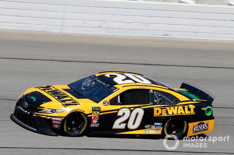 7. Erik Jones, Joe Gibbs Racing, Toyota Camry