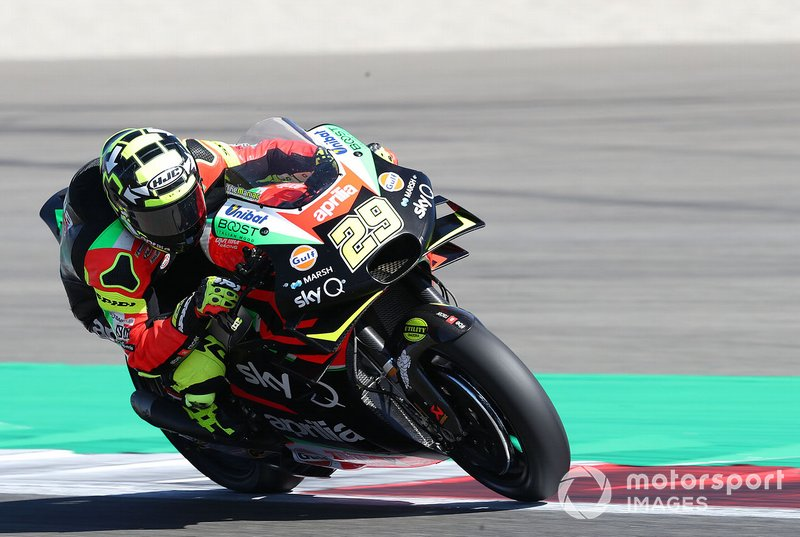 Андреа Янноне показал свой лучший результат на мотоцикле Aprilia, финишировав в десятке. Таким образом, в 2019 году в MotoGP лишь одна из шести марок (KTM) до сих пор ни разу не попадала в десятку сильнейших на финише Гран При