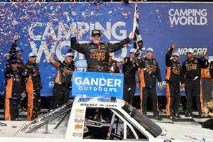 Ganador Brett Moffitt, GMS Racing, Chevrolet