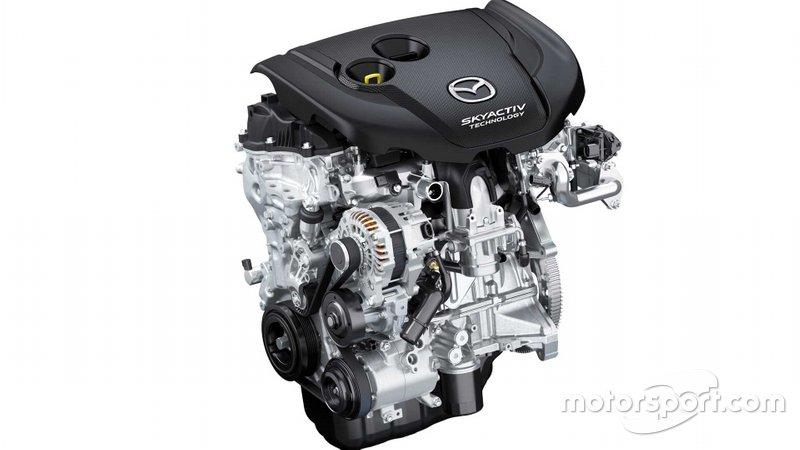 Дизельний двигун Mazda Skyactiv