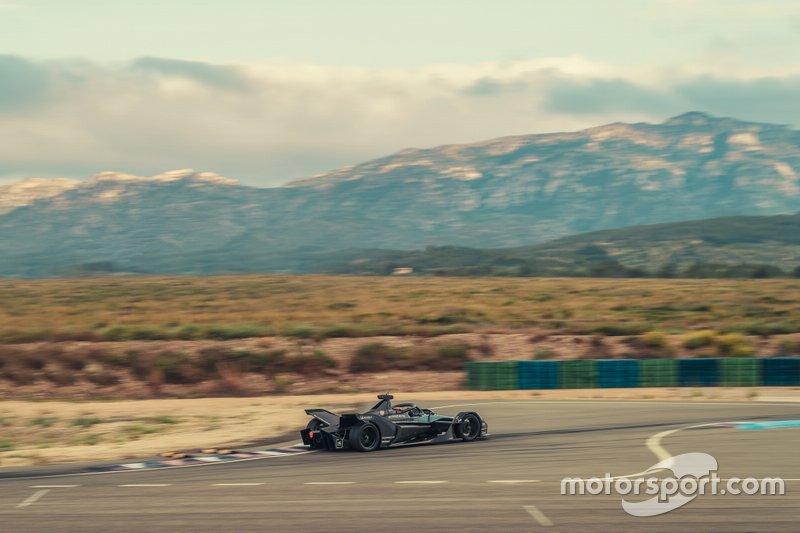Porsche Formula E