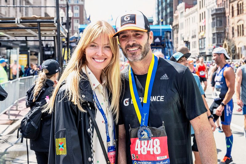 Jimmie Johnson, maratón de Boston