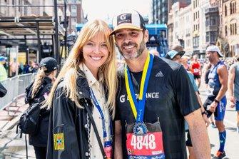 Jimmie Johnson, maratón de Boston