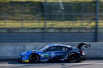 Wagen van Philipp Eng, BMW Team RBM, BMW M4 DTM