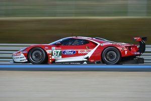 Энди Приоль, Харри Тинкнелл, Джонатан Бомарито, Ford Chip Ganassi Team UK, Ford GT (№67)