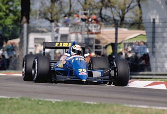 Christian Danner, Rial ARC2 Ford