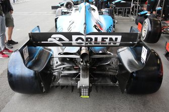Williams technical detail