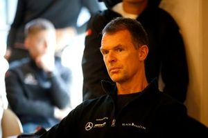 #3 Mercedes AMG Team Black Falcon Mercedes AMG GT3: Maximilian Buhk
