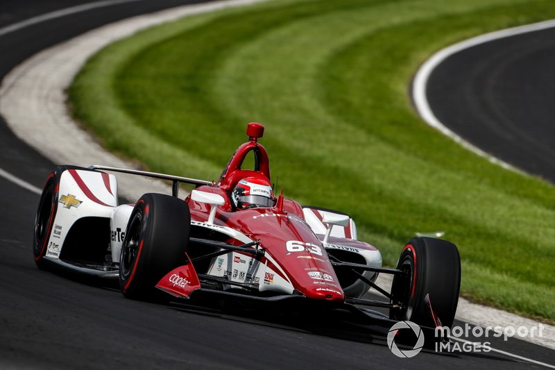 4. Ed Jones, Ed Carpenter Racing Scuderia Corsa Chevrolet