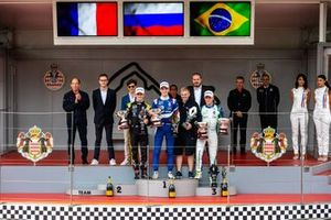 Alexander Smolyar, R-ACE GP, Victor Martins, MP motorsport, Joao Vieira, JD motorsport
