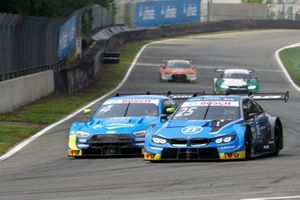 Robin Frijns, Audi Sport Team Abt Sportsline, Audi RS5 DTM, Philipp Eng, BMW Team RBM, BMW M4 DTM