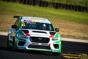 Molly Taylor, Kelly Racing Subaru WRX STI TCR