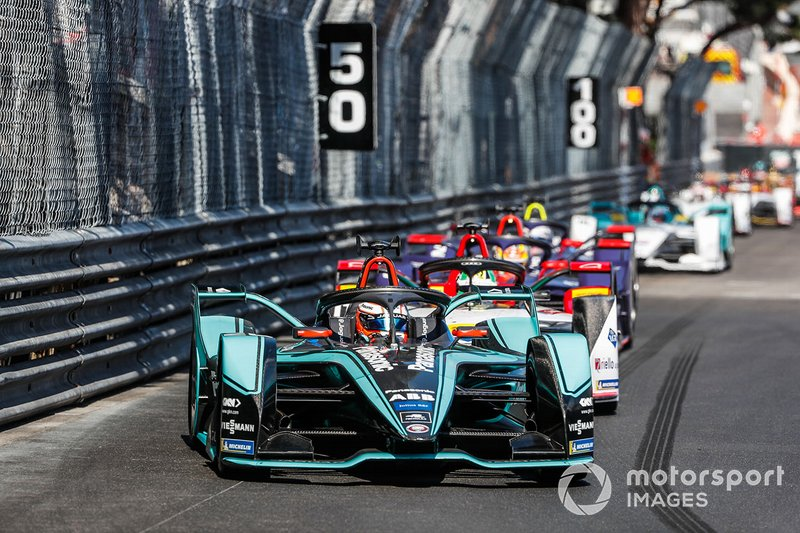 Mitch Evans, Panasonic Jaguar Racing, Jaguar I-Type 3 Lucas Di Grassi, Audi Sport ABT Schaeffler, Audi e-tron FE05