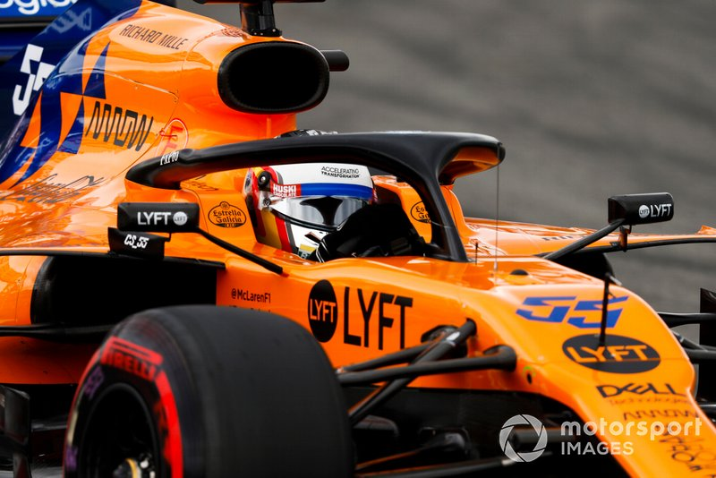 9 місце — Карлос Сайнс, McLaren. Умовний бал — 11,32