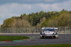 #98 ROWE Racing Porsche 911 GT3 R: Sven Mu?ller, Romain Dumas, Mathieu Jaminet