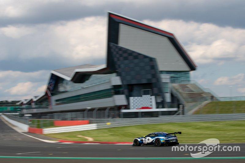 #59 Garage 59 Aston Martin Vantage AMR GT3: Co?me Ledogar, Andrew Watson, Jonny Adam